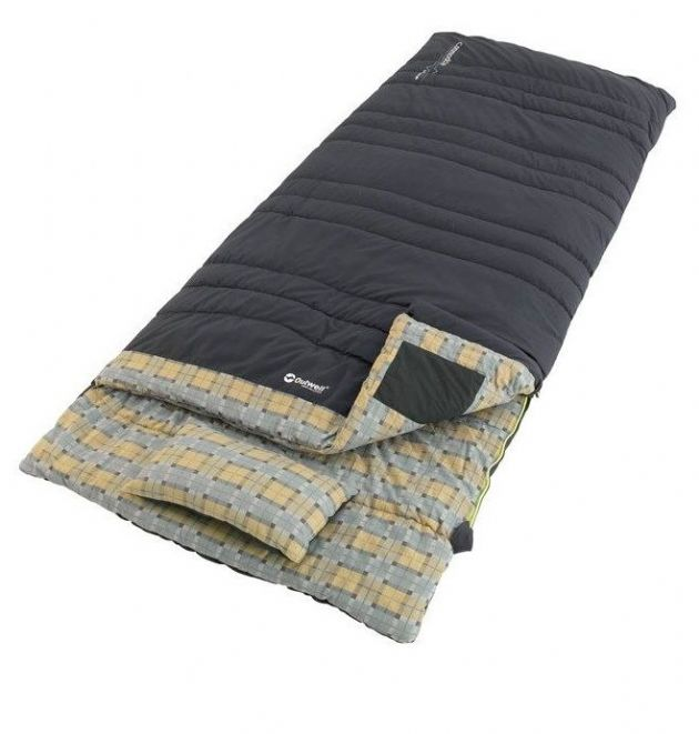 OUTWELL COMMODORE LUX XL Single Sleeping Bag, Camping Sleeping Bag - Grasshopper Leisure